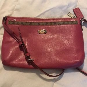 Perfect condition coach crossbody